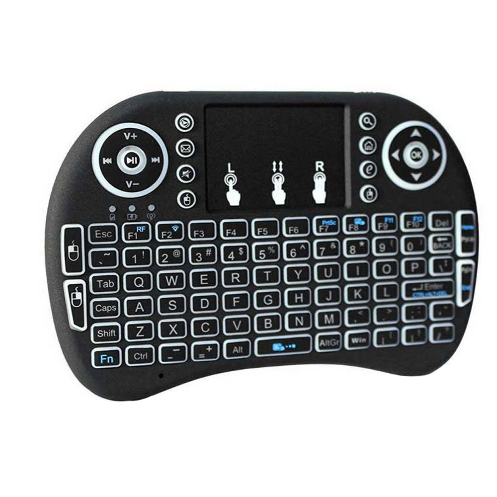 JDK i8 Bluetooth Keyboard Mouse Remote